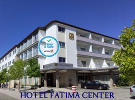 Hotel Fatima, hotel near Church of the Holy Trinity, Fátima