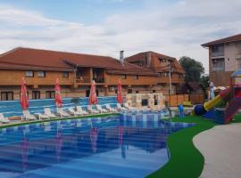 Hotel Alfa gold turist, hotel u gradu Jagodina