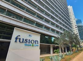 Hotel Fusion Express, Setor Hoteleiro Norte, self catering accommodation in Brasilia