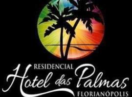 Hotel das Palmas, hotel near Corporate Park, Florianópolis