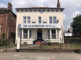 The Marlborough Hotel, hotel near Sefton Park Palm House, Liverpool