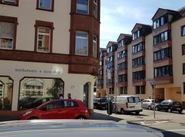 Nauwieser Apartments, Ferienwohnung in Saarbrücken