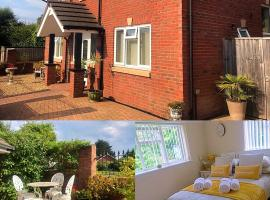 Harefield central Exeter, hotel near Exeter St Davids Train Station, Exeter