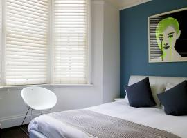 Nineteen, hotel in Brighton & Hove