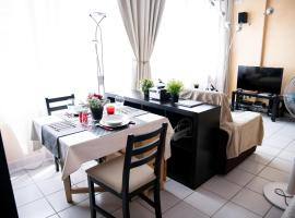 Lovely apartment in VANVES, viešbutis mieste Vanvas