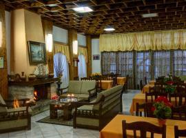 Izela Hotel, serviced apartment in Kala Nera