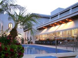 Brasilia, hotel in Chipiona