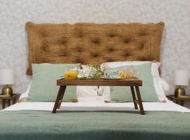 Aitana's Retreat with charming garden, Ferienwohnung in Sevilla