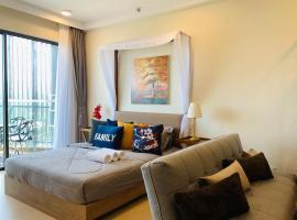 Sofia Seaview Suite Timurbay Kuantan, apartment in Kuantan