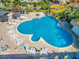 Arsi Blue Beach, отель в городе Аланья
