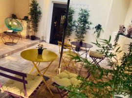 Navona Street Hotel, hotel a Roma