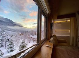 LIGHT LUX CHALET - design-studio, cabin in Krasnaya Polyana