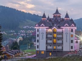 Mardan Palace SPA Resort, отель в Буковеле