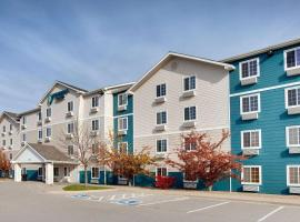WoodSpring Suites Council Bluffs, hotel near Eppley Airfield - OMA, Council Bluffs