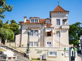 Hotel Residencial Alentejana, hotel perto de Quinta das Lágrimas, Coimbra