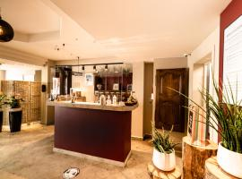 Hotel Ter Duinen - La Guera, hotel in Knokke-Heist