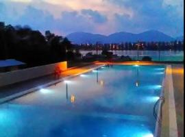 Marina Height Resort Apartment, hotel in Lumut
