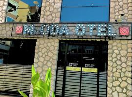 M-ODA OTEL, hotel in Antalya