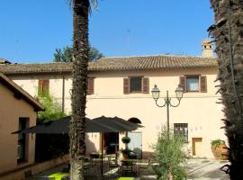 Casa Mancia, hotel in Foligno
