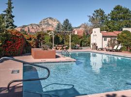 Pristine 3BR/2BA Townhouse w/ Pool and Hot Tub, apartment in Sedona