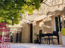 La Bastide des Arts, hotel near Provence Country Club Golf Course, Saumane-de-Vaucluse