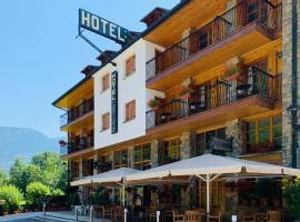 Hotel Eriste, hotel near Llanos del Hospital - Nordic Ski Resort, Eriste