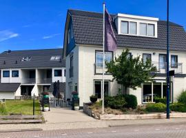 Boutique Hotel de Zwaluw, hotel near Lighthouse Den Helder, De Koog