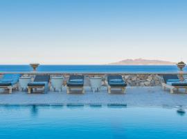 Epavlis Hotel & Spa, ξενοδοχείο στο Καμάρι
