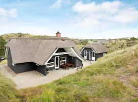 Holiday home Henne CVI, overnatningssted i Henne Strand