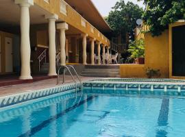 Hotel Suites Ejecutivas, hotel en Ciudad Madero