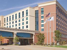 Embassy Suites East Peoria Hotel and Riverfront Conference Center, hotel in Peoria