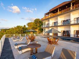 Samuh Ocean Sunset Hotel by WizZeLa, hotel near Tamarind Beach, Nusa Penida