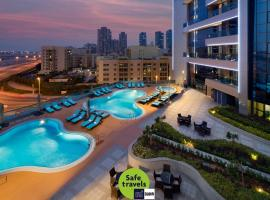 Millennium Place Barsha Heights Hotel, hotel in Dubai