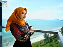 Timur Bay Beachfront by Perfect Host, apartment in Kuantan