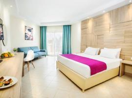 Pyramisa Beach Resort Sahl Hasheesh, отель в Хургаде