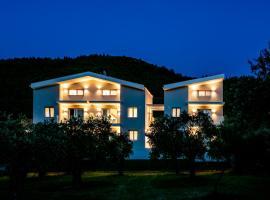 Harmony Thassos suites & Apartments, hotel in Skala Rachoniou