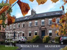 Ashtree House Hotel, Glasgow Airport & Paisley, hotel near Princes Square, Paisley