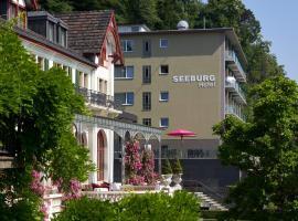 Hotel Seeburg, Hotel in Luzern