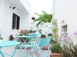 Il Rifugio del Navigante, hotel in zona Spiaggia di Porto Badisco, Otranto