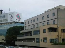 Hotel Fuyokaku, hotel in Fujiyoshida