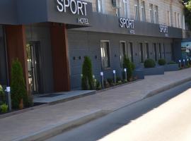 Sport Hotel, hotel in Cherkasy
