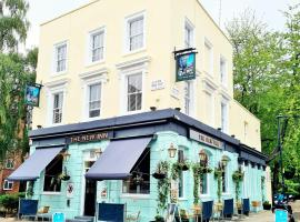 St Johns Boutique Hotel, hotel in London