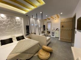 Ampelos Cas'art, apartment in Naxos Chora