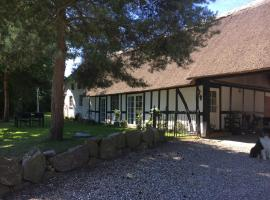 Bækgaardens bed and breakfast, bed & breakfast i Odense