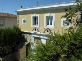 Maison indépendante Cap d'Ail, villa in Cap d'Ail