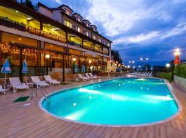 Termo Hotel Aspa Vila, хотел в Баня