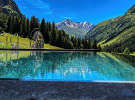 Alpine Resort Sportalm, hotel in Sankt Leonhard im Pitztal