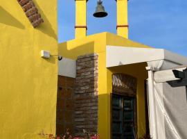 Hotel Boutique Posada XVII, hotel en Puebla