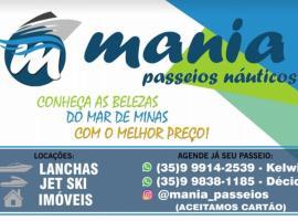 Mania Passeios Náuticos, pet-friendly hotel in Guapé