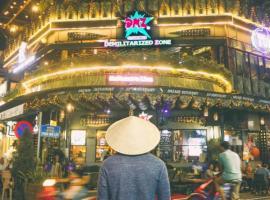 DMZ Hostel, khách sạn ở Huế